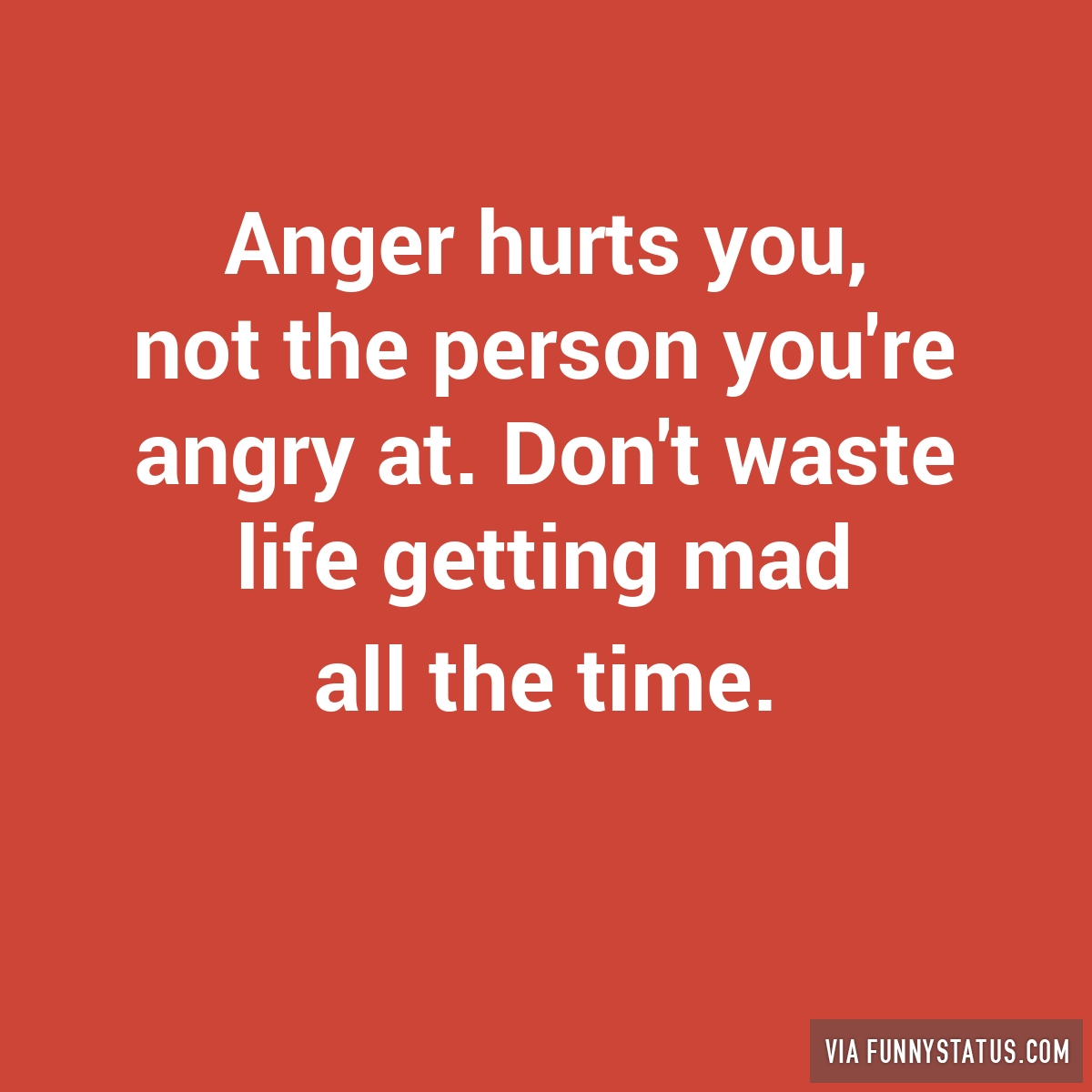 how to stop being angry at someone who hurt you