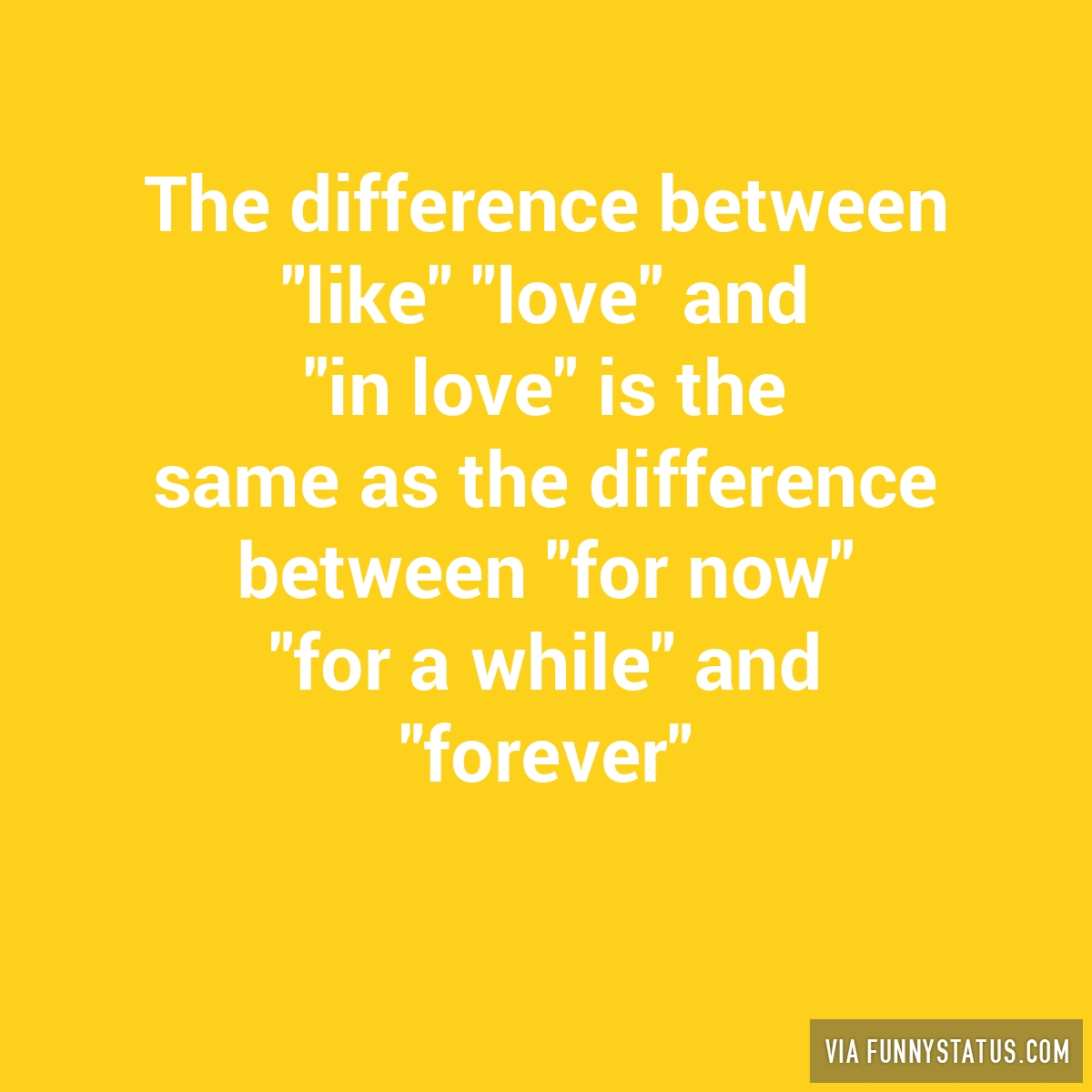 what is the difference between an affair and a relationship