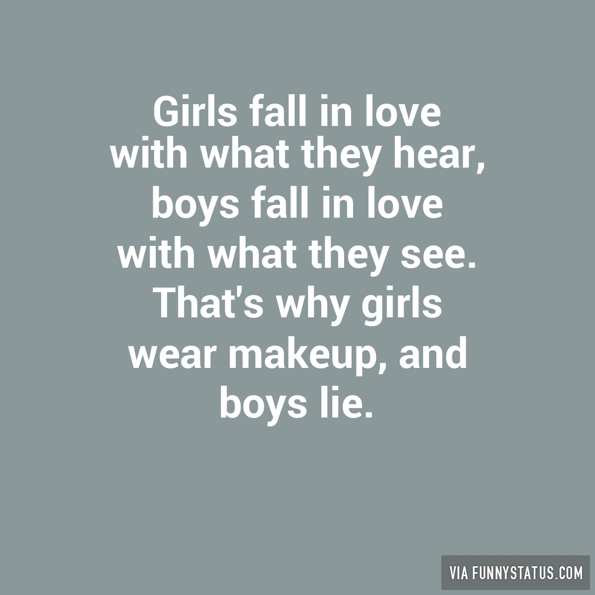 how to fell in love with a girl