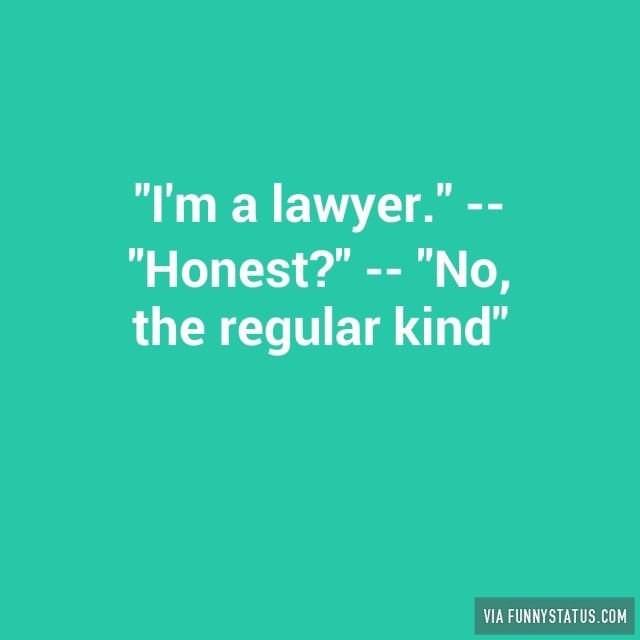 how to know if you want to be a lawyer