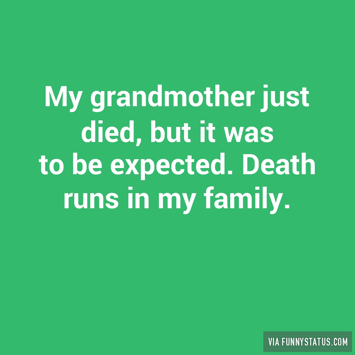 death grandmother quotes