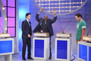 Celebrity Family Feud JT and Fallon