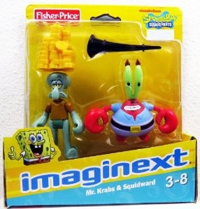 Spongebob Toy 5
