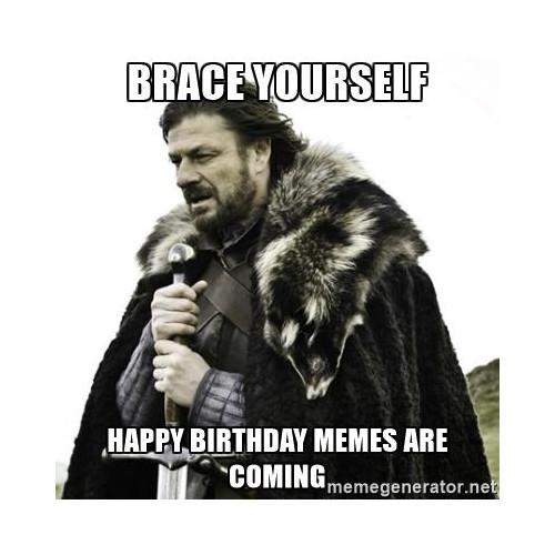 10 Best Happy Birthday Meme 2020