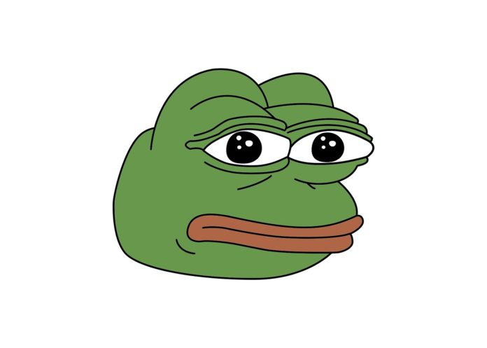 Pepe the frog meme